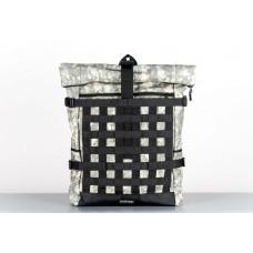Рюкзак HARVEST MESH 3 mini military серый