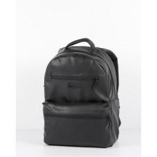 Рюкзак HARVEST TIPOLEATHER глянцевый чёрный