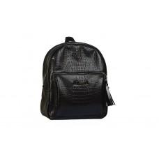 Рюкзак HARVEST CROCO BLACK черный