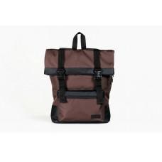 Рюкзак HARVEST ROLL BROWN коричневый