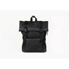 Рюкзак HARVEST ROLL BLACK черный