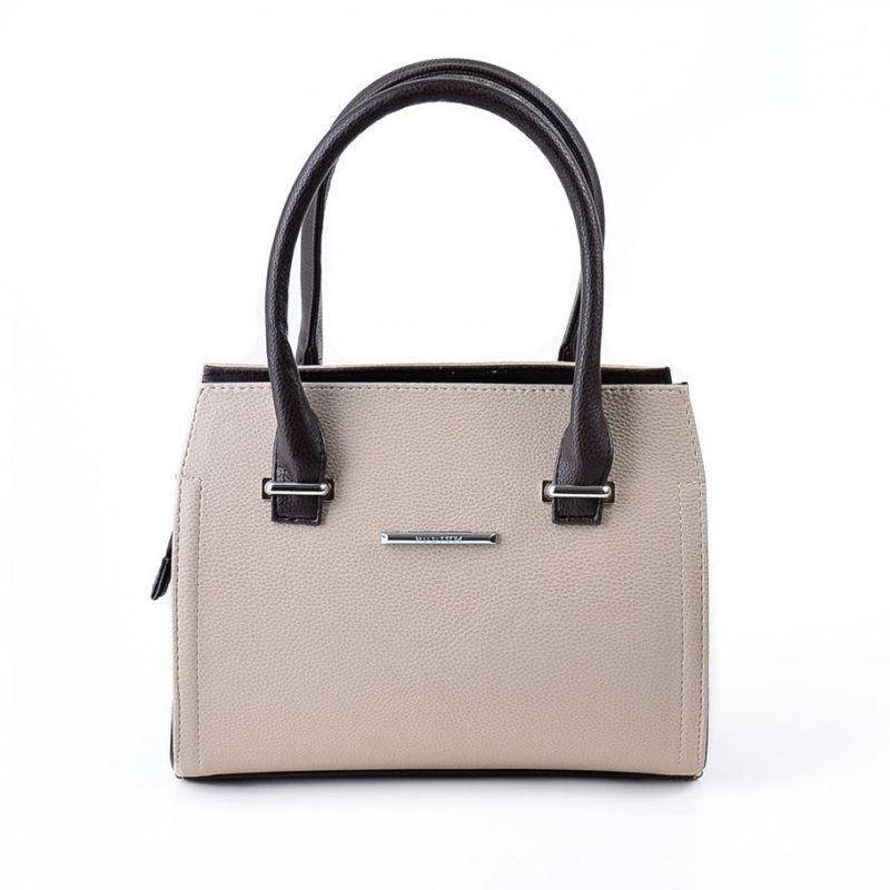 7a760f5cc84c Женская каркасная сумка М68-66/40 бежевая от производителя «КАМЕЛИЯ ...