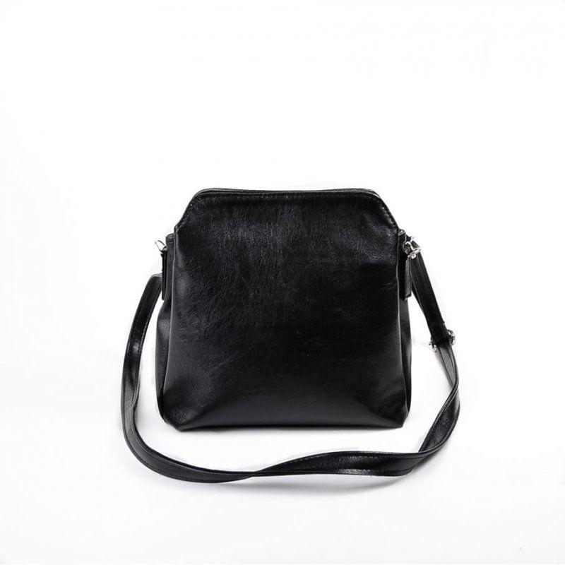 65f71d573e01 Женская сумка кросс-боди М121-Z черная от производителя «КАМЕЛИЯ ...