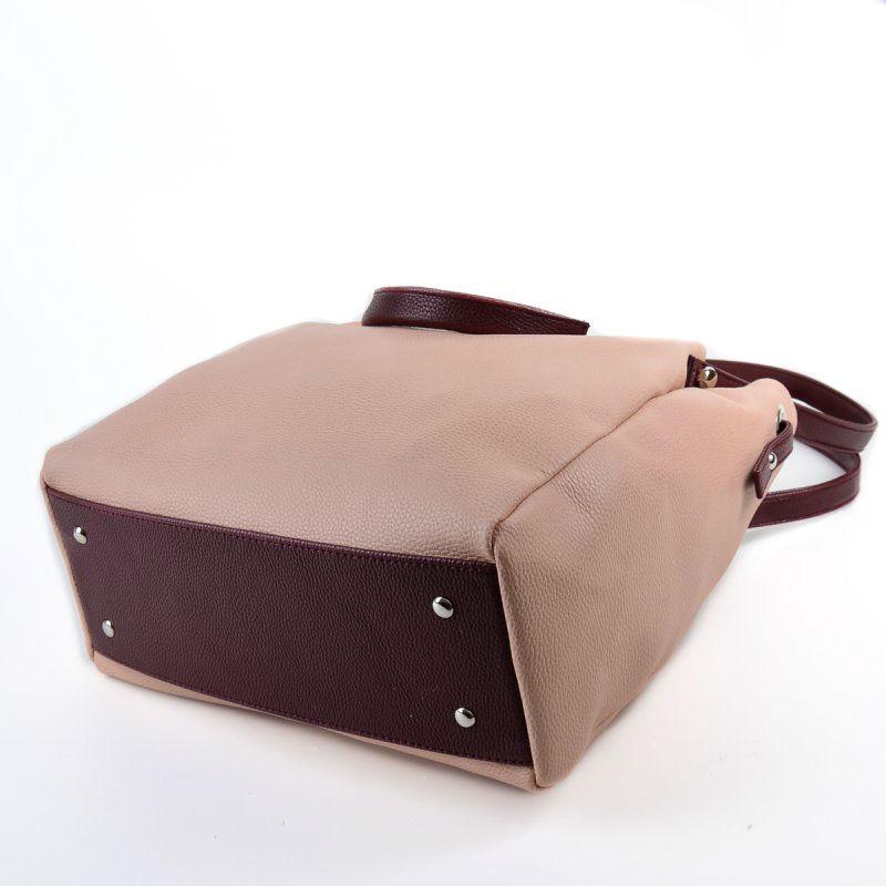 9cf55fc21943 Женская сумка М131-65/38 розовая от производителя «КАМЕЛИЯ» недорого