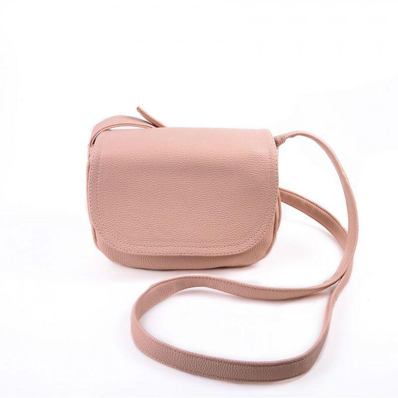 f3336bd247e0 Женская сумочка кросс-боди М55-65 пудра от производителя «КАМЕЛИЯ ...