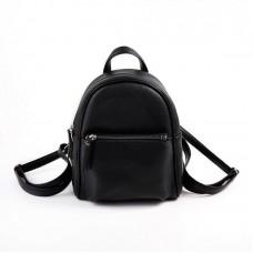Женский черный рюкзак М124-47