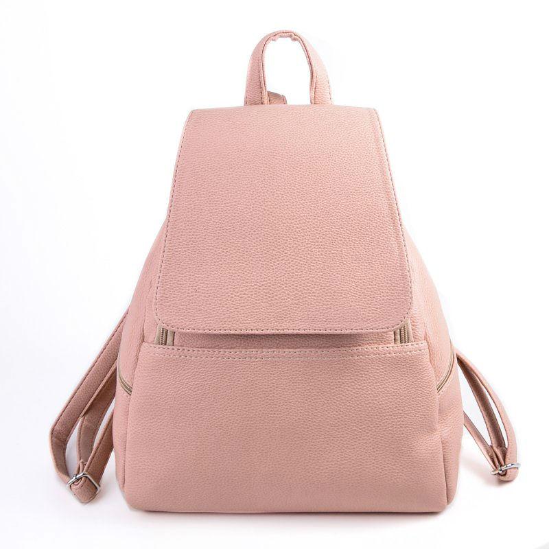 Жіночий повсякденний рюкзак М104-65 пудра від виробника «КАМЕЛІЯ ... 1bc9b73c660c2