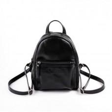 Женский рюкзак из кожзама М124-Z черный
