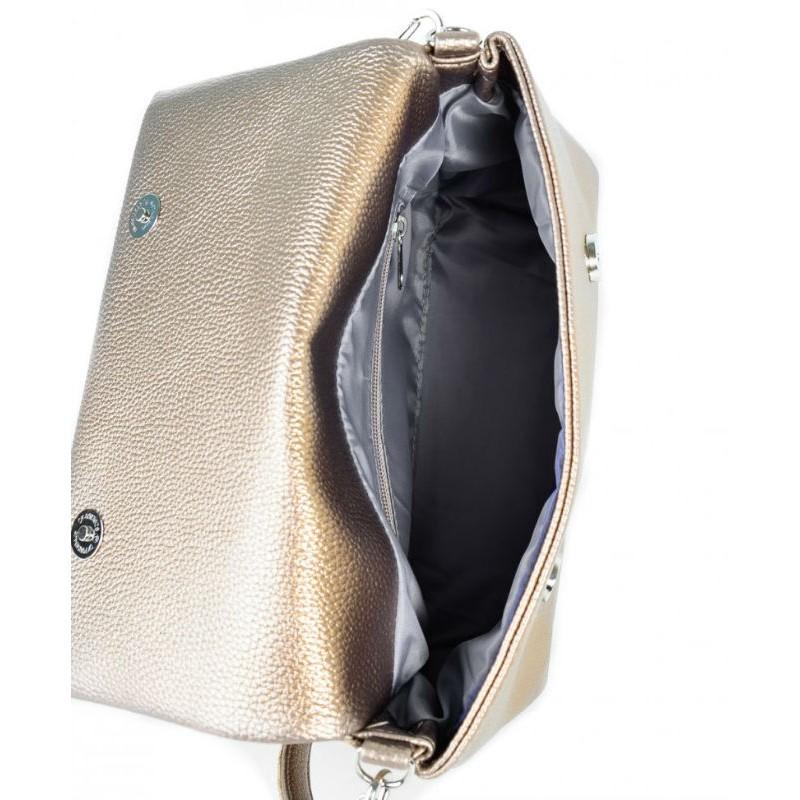 b55576b4d7c1 Женская маленькая сумочка М138-69 золотая Камелия купить в Киеве ...