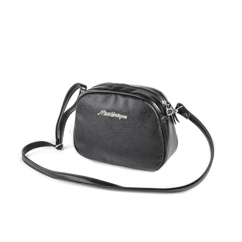67d4d9a75eec Мини-сумочка круглой формы Камелия М174-Z/87 черная от производителя ...