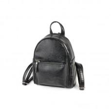 Женский маленький рюкзак Камелия М160-87/Z черный