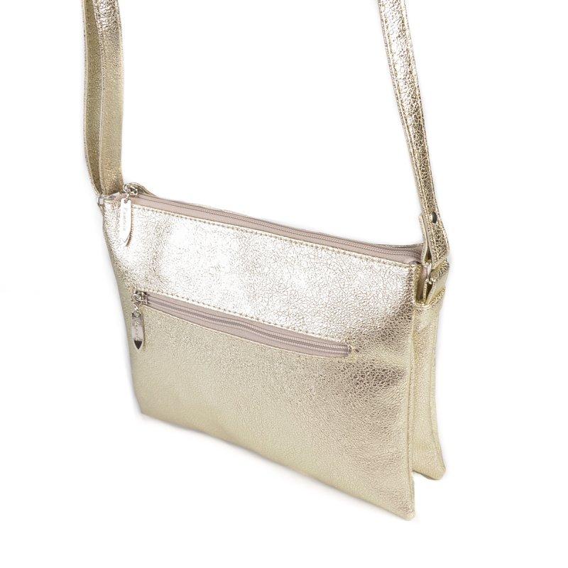2c3b33cff2ff Женская сумка-шанель Камелия М105-86 золотистая от производителя ...