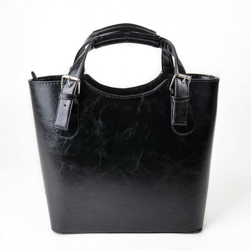 Жіноча каркасна сумка М115-Z чорна — замовляйте недорого 83e2a2f72ebc9