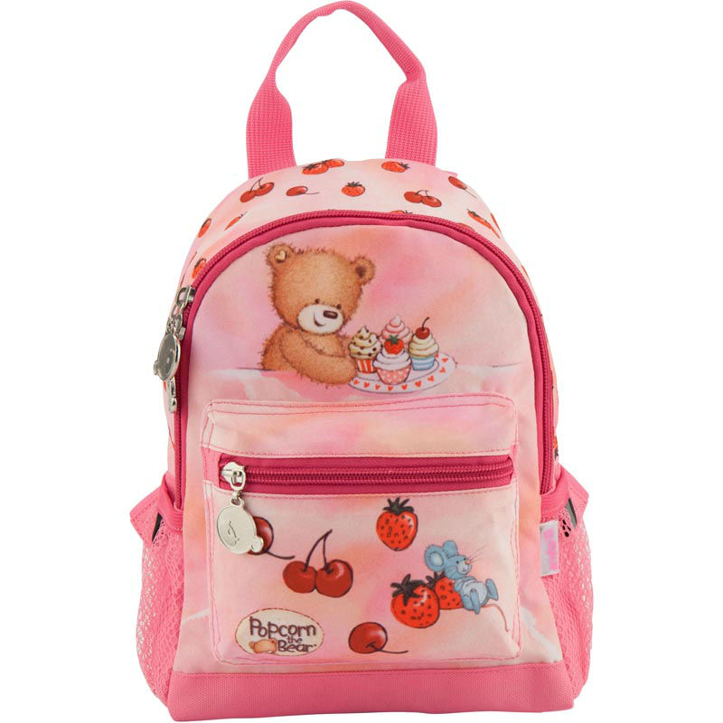 0073b747e849 Рюкзак дошкольный Kite Popcorn the Bear PO18-534XXS розовый купить в ...