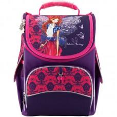 Рюкзак шкільний каркасний Kite Winx Fairy couture W18-501S фіолетовий