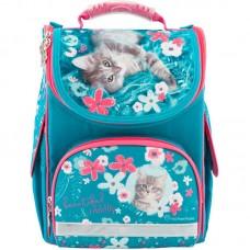 Рюкзак шкільний каркасний Kite Rachael Hale R18-501S бірюзовий