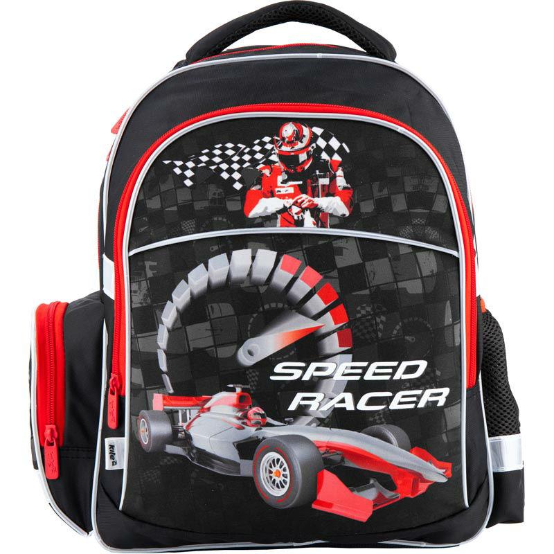 Рюкзак школьный Kite Speed racer K18-510S-1 черный купить в Киеве ... b7323edd5e8