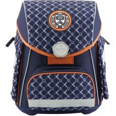 Рюкзак шкільний каркасний Kite K18-580S-1 синій