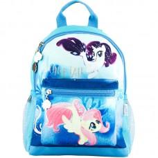 Рюкзак дошкольный Kite My Little Pony LP18-534XS голубой