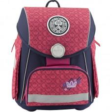 Рюкзак шкільний каркасний Kite K18-580S-2 рожевий