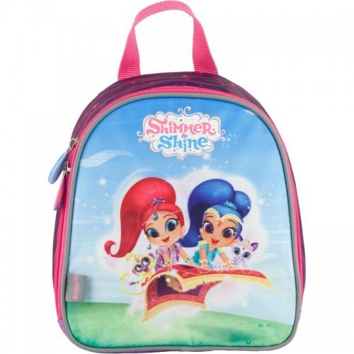Рюкзак дошкольный Kite Shimmer&Shine SH18-538XXS фиолетовый