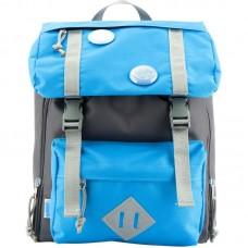 Рюкзак дошкольный Kite K18-543XXS-4 серый