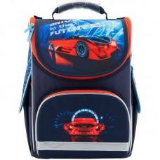 Рюкзак шкільний каркасний Kite Super car K18-501S-5 чорний