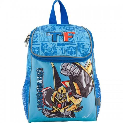 Рюкзак дошкольный Kite Transformers TF18-537XXS голубой