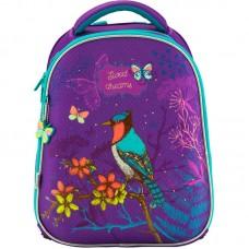 Рюкзак шкільний каркасний Kite Sweet dreams K18-731M-2 фіолетовий