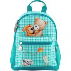 Рюкзак дошкольный Kite Popcorn the Bear PO18-534XS-1 бирюзовый