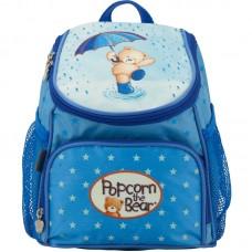 Рюкзак дошкольный KITE 535 Popcorn Bear-1 PO17-535XXS-1 голубой