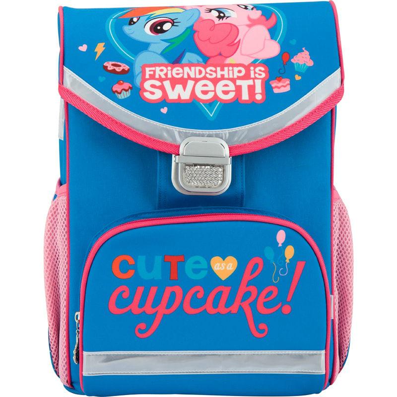 0deed20e5189 Рюкзак школьный каркасный KITE 529 My Little Pony LP17-529S купить в ...
