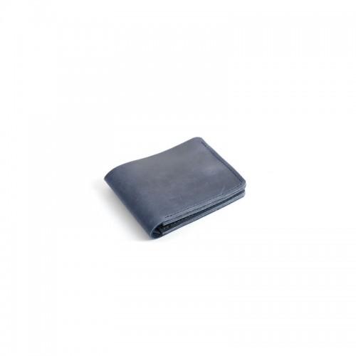 Портмоне для чоловіків Klasni K-03-02-02-1 синє