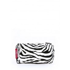 Косметичка POOLPARTY Zebra біла