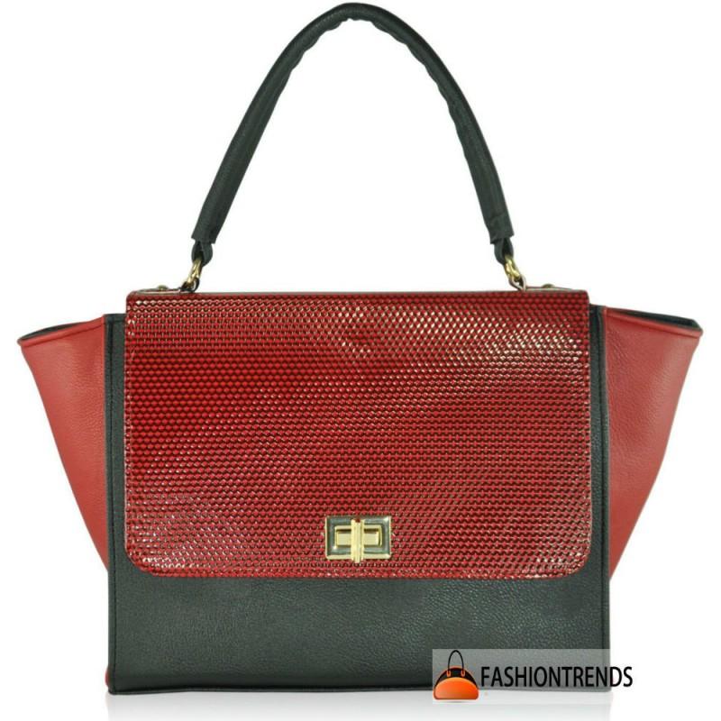 Жіноча сумка КСЕНІЯ 3116-5 чорна купити в Києві недорого  df77633b4afc8