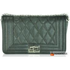 Женская сумка КСЕНИЯ 1415-4 черная