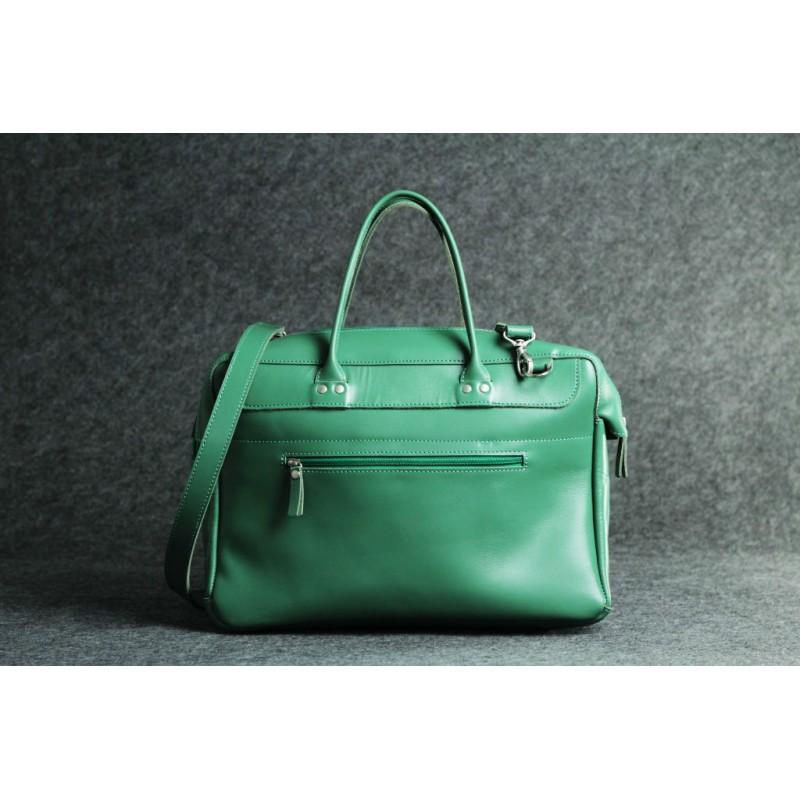 4c1c842de309 Кожаная дорожная сумка