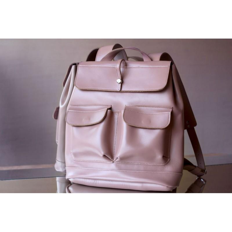 d238dd9a533f Кожаный рюкзак