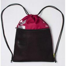 Рюкзак мешок ABP03 малиновый