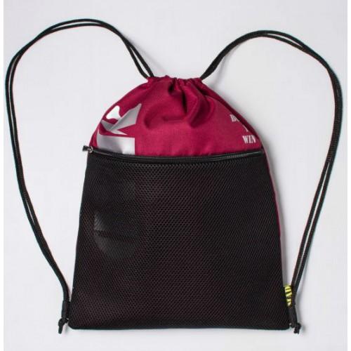 Рюкзак мішок ABP03 малиновий
