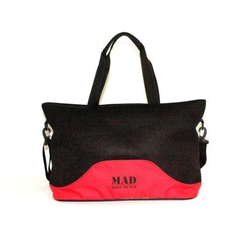 Жіноча спортивна сумка LATTICE MAD SLA8001 червона