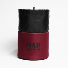 Косметичка makeup box MAD AMB03 бордова