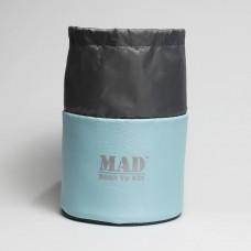 Косметичка makeup box MAD AMB40 бірюзова