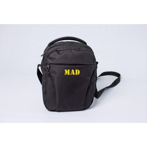 Мессенджер Prime MAD SPPR8020 черный с желтым