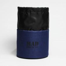 Косметичка makeup box MAD AMB51m темно-синя