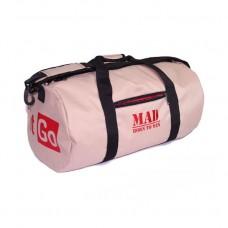 Спортивна сумка FitGo бежева