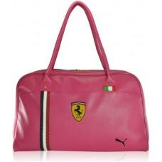 Спортивная сумка Puma Valise розовая