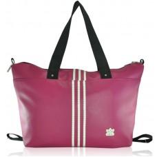 Спортивная сумка Adidas Trapeze малиновая