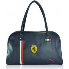 Спортивная сумка Puma Valise темно-синяя