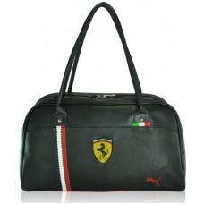 Спортивная сумка Puma Valise черная